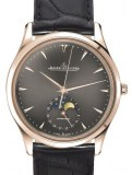 JaegerLeCoultre Master Ultra Thin Moon Rotgold 39mm Automatik