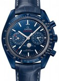 Omega Speedmaster Moonwatch Blue Side of the Moon Co-Axial Chrono Moonphase 44,25mm, Ref. 304.93.44.52.03.001 zum besten Preis seriös kaufen