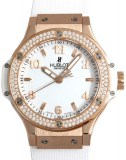 Hublot Big Bang Gold White Diamonds 38mm 361.PE.2010.RW.1104 online kaufen