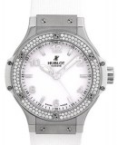 Hublot Big Bang Steel White Diamonds 38mm 361.SE.2010.RW.1104 online kaufen