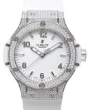 Hublot Big Bang Steel White Pavé 38mm 361.SE.2010.RW.1704 online kaufen