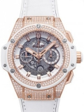 Hublot King Power Unico King Gold White Pavé 48mm 701.OE.0128.GR.1704 online kaufen