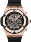 Hublot King Power Unico King Gold Diamonds 48mm 701.OX.0180.RX.1104 online kaufen
