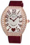 Franck Muller: Heart Collection 5002 M QZ 6H D2