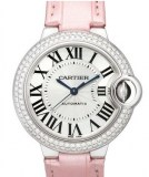 Cartier Ballon Bleu Weissgold Automatik 33mm WE902067