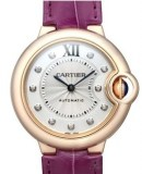 Cartier Ballon Bleu 33mm WE902040 online kaufen