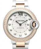 Cartier Ballon Bleu 33mm WE902077 online kaufen