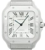 Santos de Cartier GM - grosses Modell WSSA0009