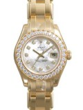 Rolex: Lady-Datejust Pearlmaster 29mm 80298