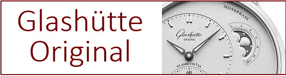 Buy Glashütte Original watches online at discount
