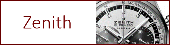 Buy Zenith watches online at discount