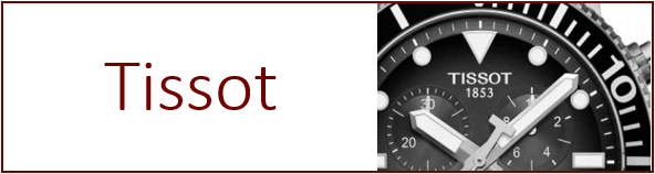 Buy Tissot watches online at discount