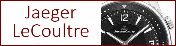 Buy JaegerLeCoultre watches online at discount