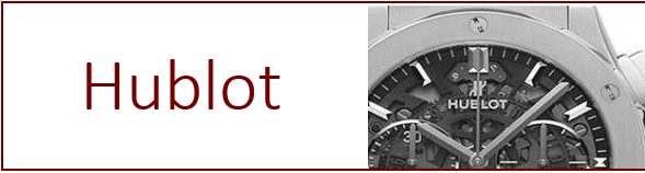 Buy Hublot watches online at discount
