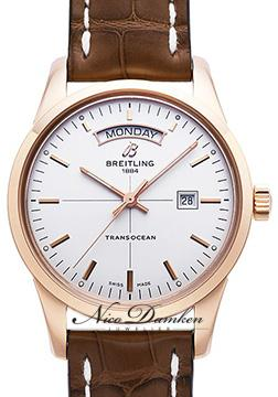 Transocean Day & Date Rotgold 43mm -- R4531012.G752.739P.R20BA.1