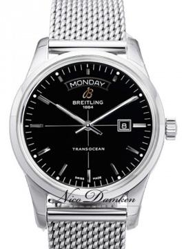 Breitling Transocean Day & Date, 43mm A4531012.BB69.154A online kaufen